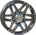 RS Wheels 6143TL